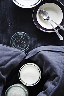 Yoghurt madetmere