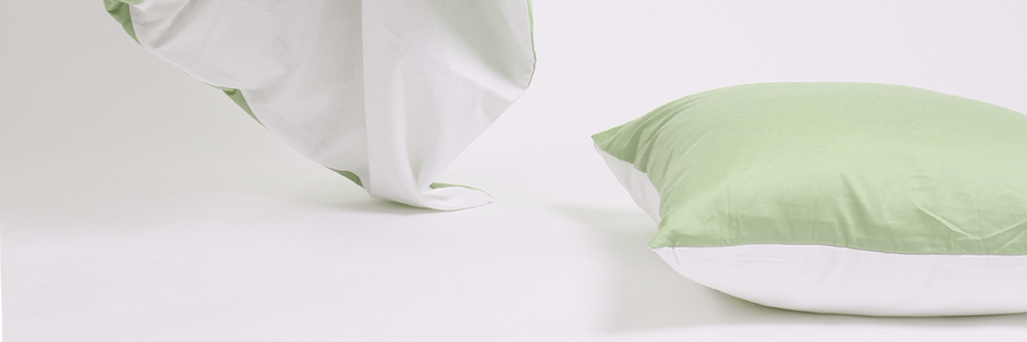 Basic Green Bedlinen PYTT Living